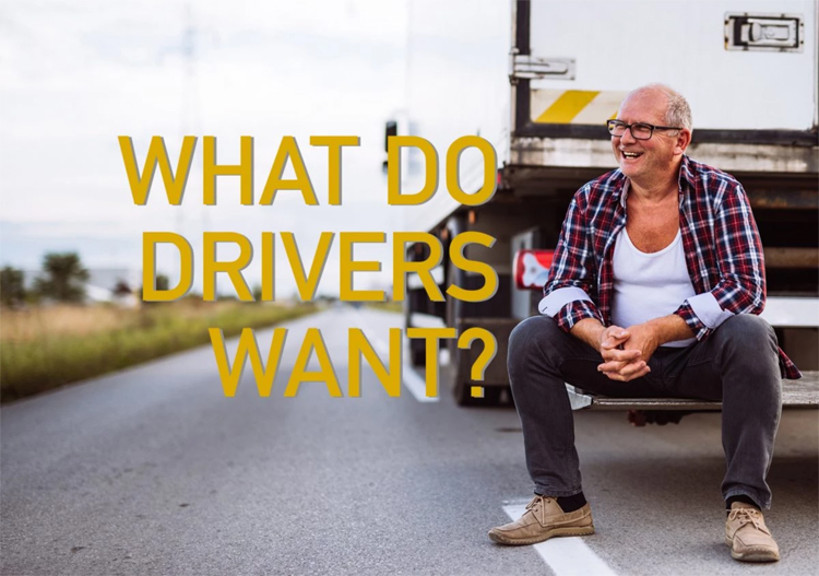 What do drivers want? CCJ's survey of drivers reveals satisfaction with carriers' COVID response, unhappiness with pay and government regulations